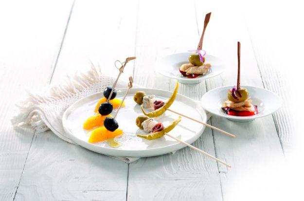 Przepisy na dietetyczne przekąski z hiszpańskimi oliwkami