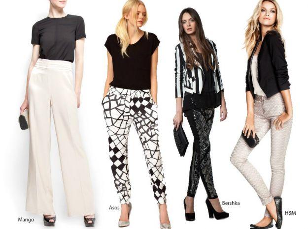 0e8e2dae Spodnie, szorty, kombinezony - moda na sylwestra i karnawał - Trendy ...