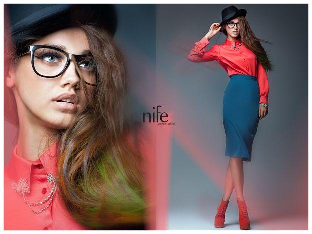 Kampania marki NIFE Retro Chic na jesień i zimę 2012/13