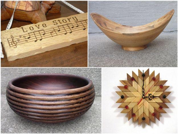 Drewno w domowej odsłonie