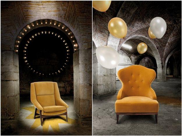Bardzo awangardowe krzesła
