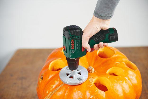 Lodówka z dyni na Halloween - DIY!