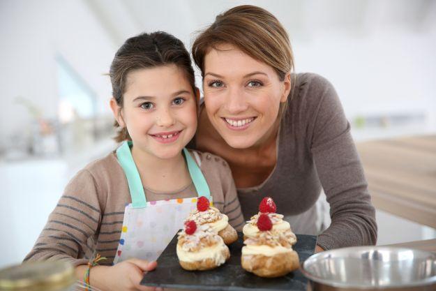 Słodkie desery na Dzień Matki
