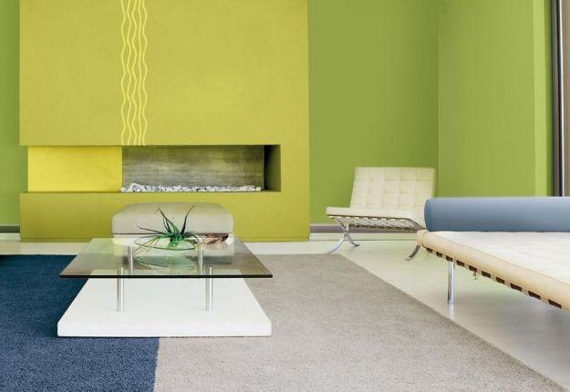 Najmodniejsze kolory wnętrz 2012