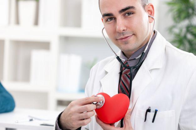 Kardiolog - lekarz który leczy serce