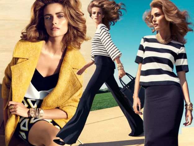 Wiosenna kolekcja H&M słonaczna i wyrazista