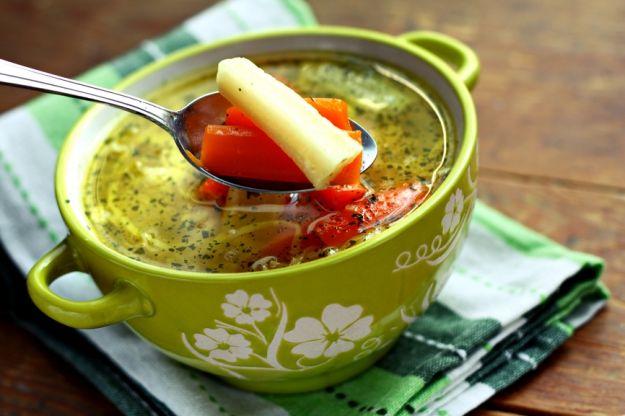 Pokarmy w walce z grypą i przeziębieniem