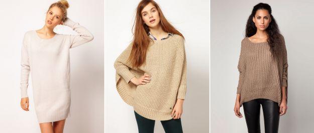 Modne swetry na salonach - 3 modne typy!