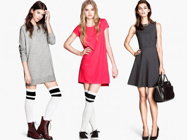Sukienki - kolekcje na jesień i zimę 2013/14