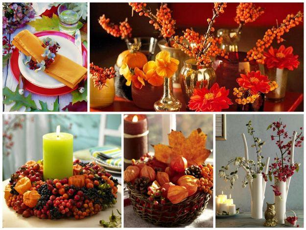 Domowe dekoracje na jesień