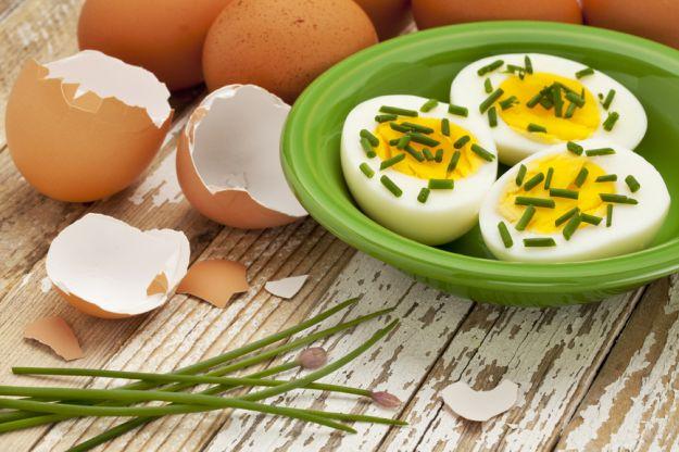 Wielkanocne śniadanie w wersji light