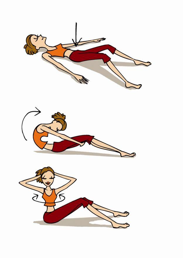 Proste ćwiczenia dla mamy po porodzie