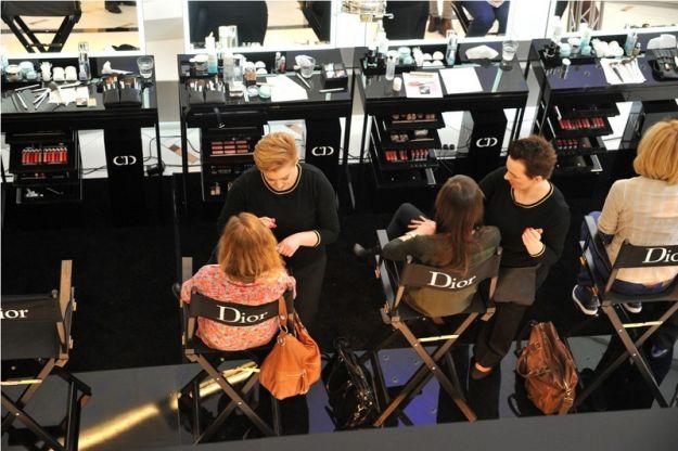 Makijaż prosto z wybiegu - Dior Backstage Stories