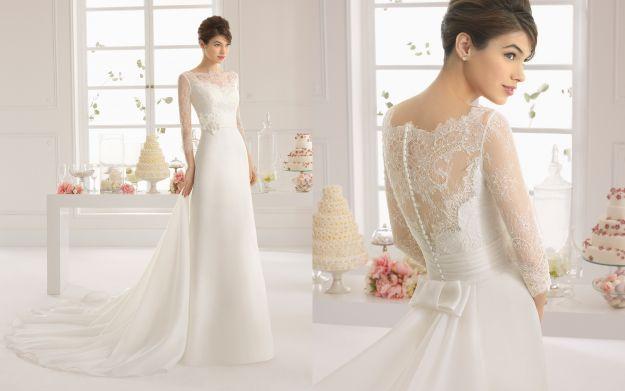 Suknie ślubne 2015 - przegląd najnowszych trendów