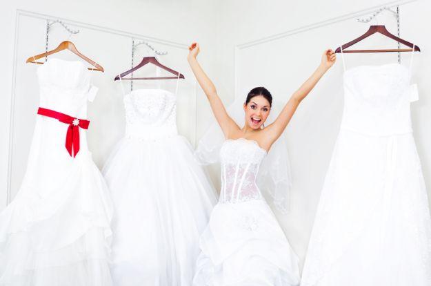 Wybieramy suknię ślubną!