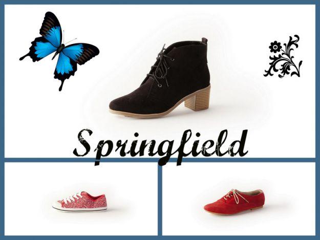 Przegląd obuwia damskiego na sezon wiosna - lato 2012