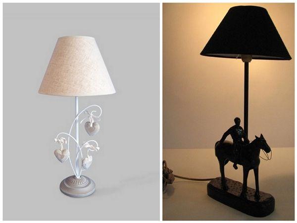 kreatywne lampki