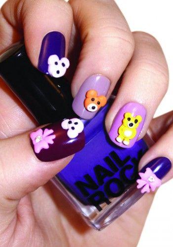 Pięć ciekawych pomysłów na manicure