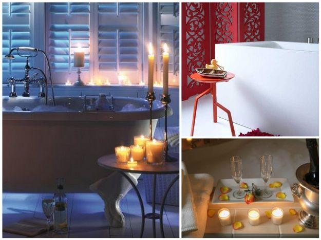 Przepis na romantyczną kąpiel we dwoje