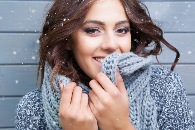 Pielęgancja skóry zimą - 5 mitów