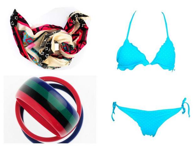 Praktyczna kolekcja Camaieu na wiosnę i lato 2012