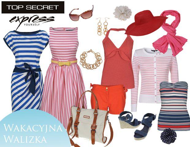Moda na lato 2012