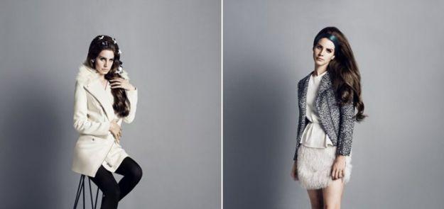 Lana del Rey twarzą kampanii H&M