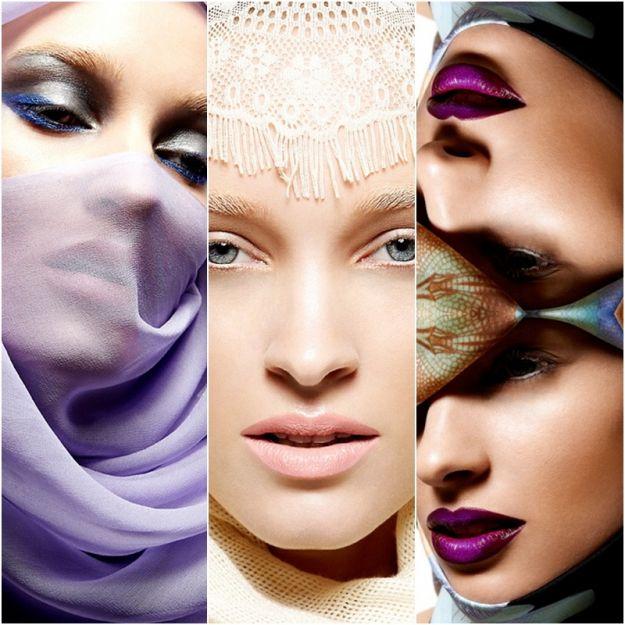 Wiosenny makijaż 2013 wg magazynu Qvest