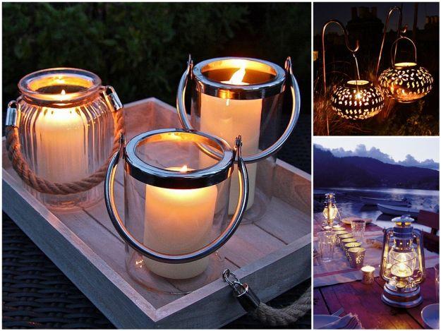 Oświetlenie ogrodu- lampion ogrodowy