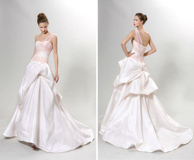 Pastelowe suknie �lubne