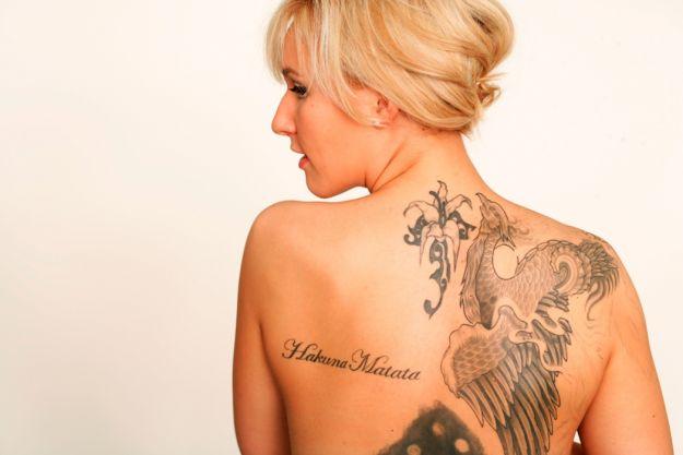 Usuwanie tatuażu i makijażu permanentnego
