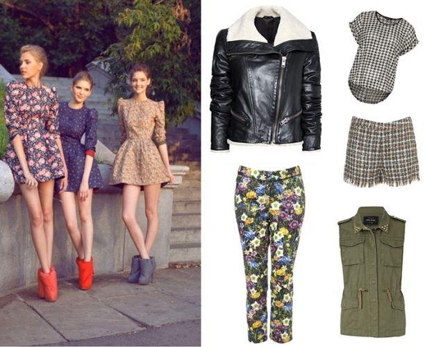 Trendy - jesień 2012!