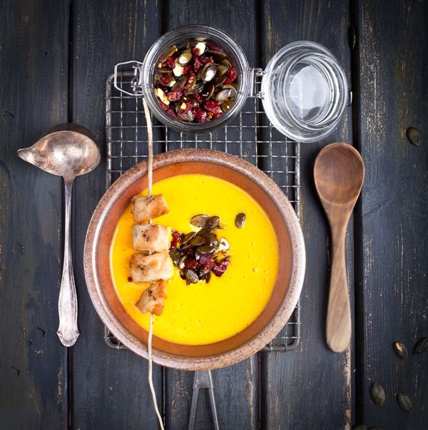 Zupa z dyni na kilka sposobów