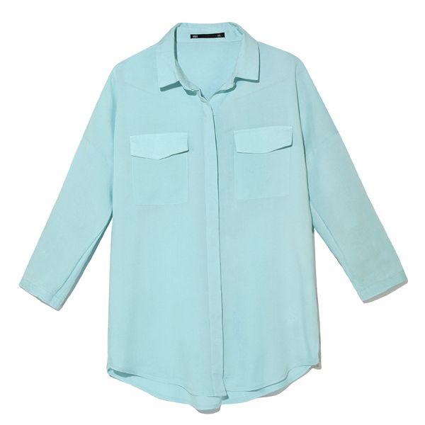 10 kolorowych bluzek do pracy za mniej niż 100zł