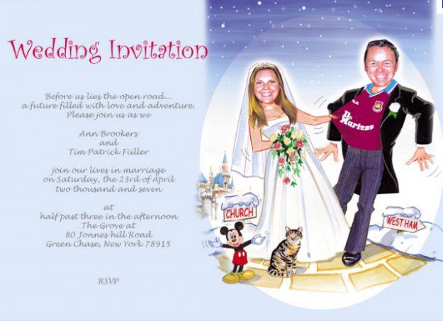 Kreatywne zaproszenia ślubne!