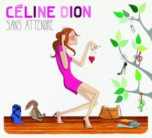 """""""Sans Attendre""""  nowy album Celine Dion"""
