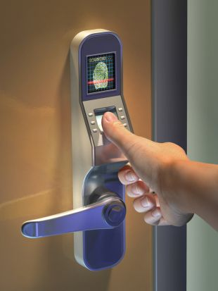 Zamek biometryczny - klucz przyszłości