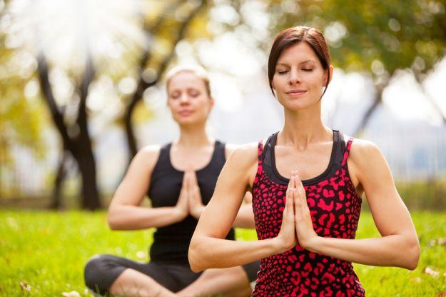 Medytacja leczy!