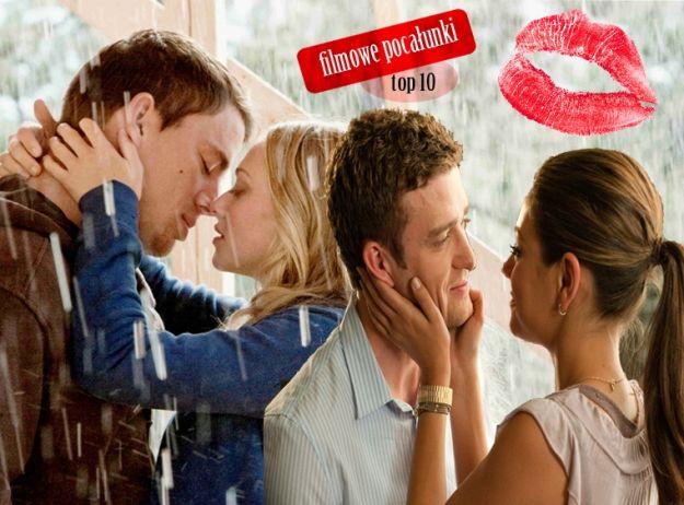 Top 10 filmowych pocałunków!