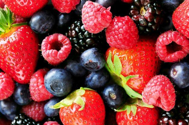 Zdrowe letnie owoce