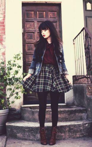 Grunge - jeden z wiodących trendów jesieni i zimy 2013