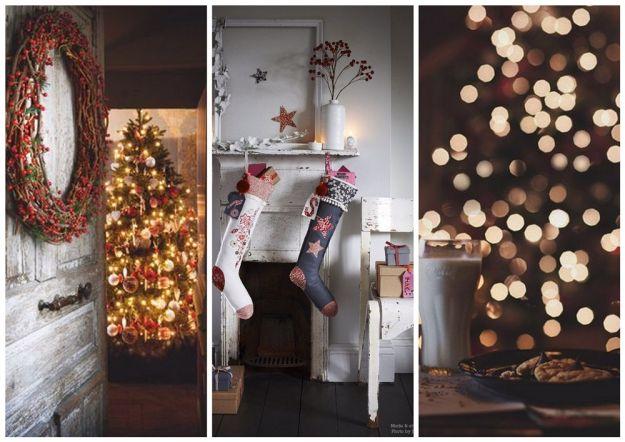 10 pomysłów na świąteczną aranżację mieszkania