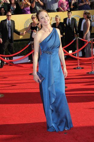 Kolor kontra czerń, czyli gwiazdy na gali SAG Awards 2012