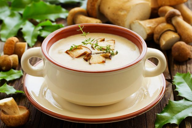 Potrawy z grzybami - 5 najsmaczniejszych!