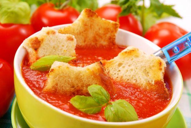 Jesienne zupy - smaczne, pożywne i sycące