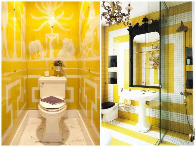 Soczyście Kolorowe łazienki Aranżacje Wnętrz Polkipl