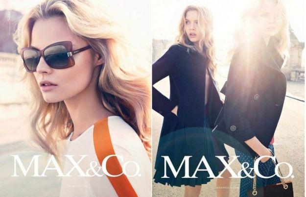 Magda Frąckowiak i Josephine Skriver dla MAX & CO