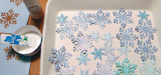 Zimowe prace plastyczne dla dzieci