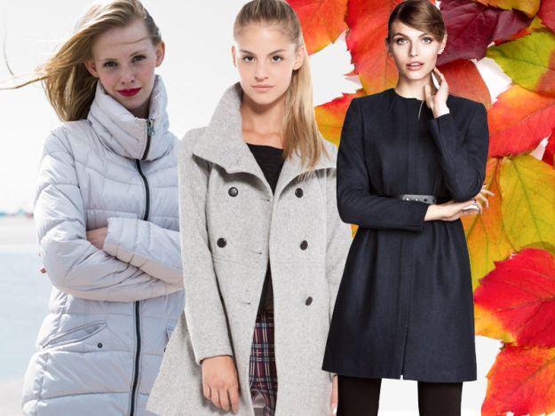 Płaszcze i kurtki - kolekcje na jesień i zimę 2013/14