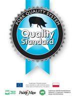 Wieprzowina z certyfikatem jakości